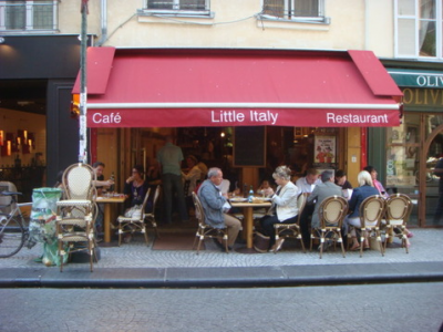 Little Italy Caffe