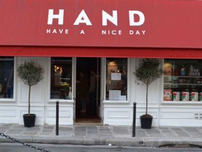 HAND – Have a Nice Day