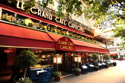 Le grand cafe capucines