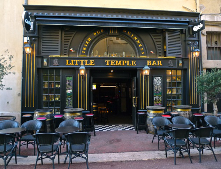 LITTLE TEMPLE BAR