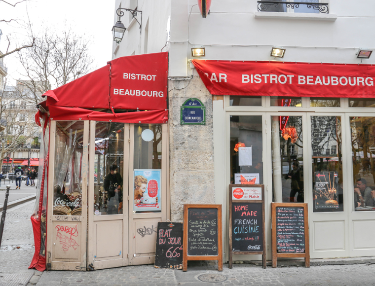 Bistrot Beaubourg